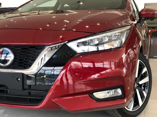 Nissan Versa 1.6 Exclusive Cvt #05
