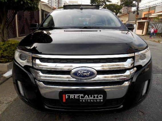 Ford Edge 3.5 Limited Awd V6 24v Gasolina 4p Automatico