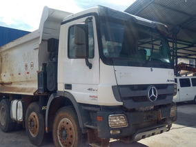Actros 4844 K 8x4 Ano 2010-2011