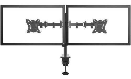 Suporte Articulado Para 2 Monitores Mb84299