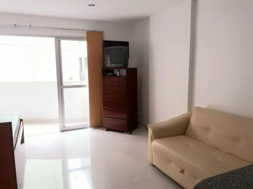 Apartamento Em Centro, Guarapari/es De 30m² 1 Quartos À Venda Por R$ 160.000,00 - Ap868947