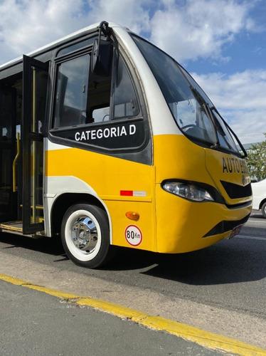 Imagem 1 de 15 de Micro Onibus Para Auto Escola, Oportunidade !!!