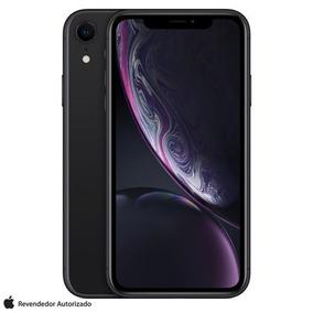 iPhone Xr Preto Tela 6,1 4g 64 Gb Câmera De 12 Mp Mry42bz/a
