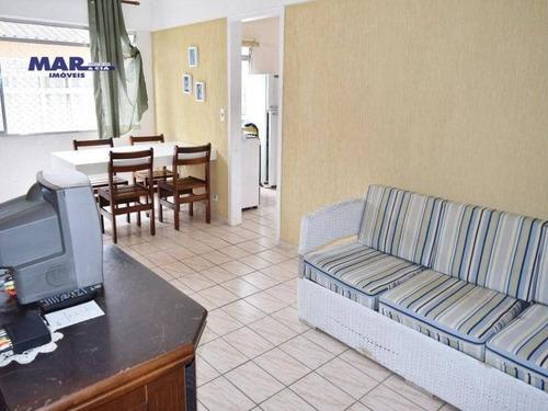 Imagem 1 de 8 de Apartamento Com 2 Dormitórios À Venda, 85 M² Por R$ 320.000,00 - Praia Das Astúrias - Guarujá/sp - Ap9438