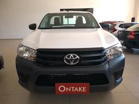 Toyota Hilux 2.8 Tdi Std Cab. Simples 4x4 2p - Ontake 0000