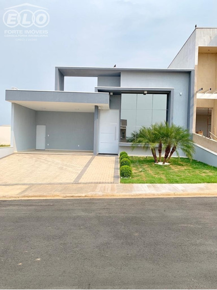 Casa Térrea 3 Suítes À Venda No Condomínio Maria Dulce - Ca04736 - 34428210