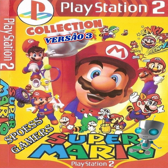 Super Mario Ps2 Bros Collection 3 Emulador Patch