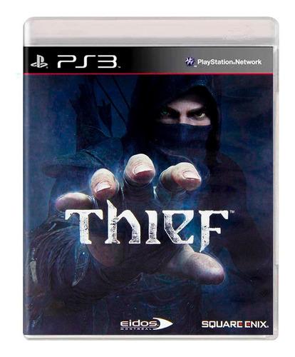 Imagem 1 de 3 de Jogo Thief - Ps3 - Lacrado - Mídia Física - Original