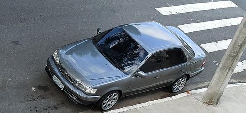 Toyota Corolla 2001 1.8 16v Xei Aut. 4p
