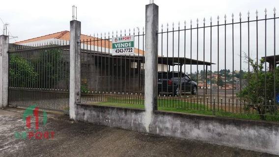 Casa Com 1 Dormitório À Venda, 58 M² Por R$ 300.000,00 - Jardim Europa - Vargem Grande Paulista/sp - Ca0204