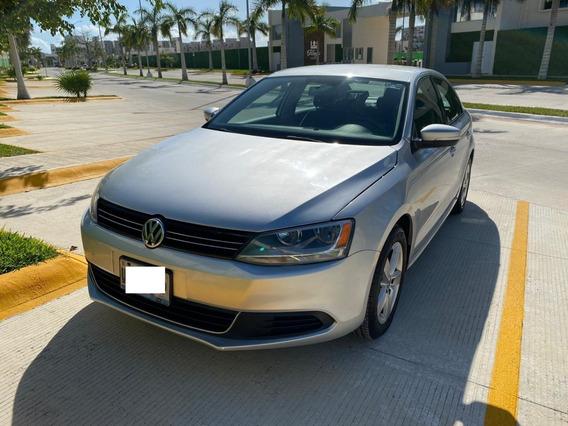 Volkswagen Jetta Style 2.5 Tiptronic 2012 Plata