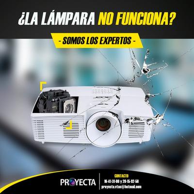 Reparación De Proyectores En Guadalajara