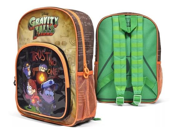 Mochila Gravity Falls 15 Original Licencia Disney Playking