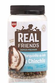 Real Friends - Porquinho Da India E Chinchila