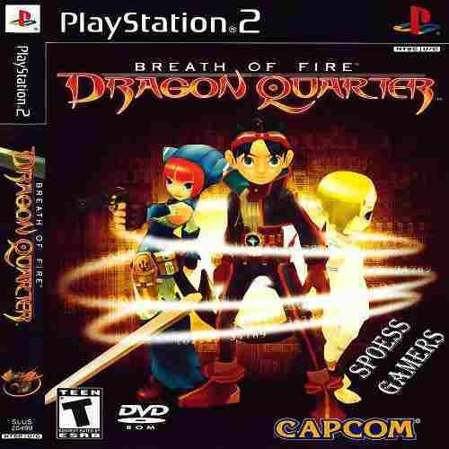 Breath Of Fire Ps2 Dragon Quarter Patch