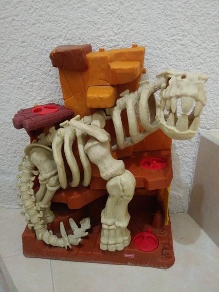 Figura Fósil Dinosaurio Fisher Price