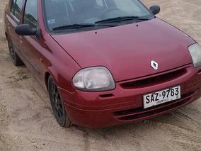 Renault Clio 1.6 Rn 16 V Con Baul Motor Hecho A Nuevo!!