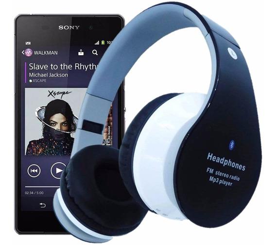 Favix Fone Fx-b01 Preto Sem Fio Bluetooth Fm Sd Card Bass Ok