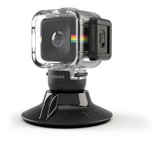 Polaroid Cube Case Waterproof /carcasa Sumergible+ Base: Bsg