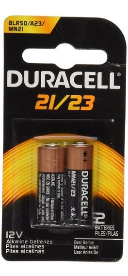 Bateria Duracell Duralock 12v Brl923 Mn21 A23 Blister: 2 Un