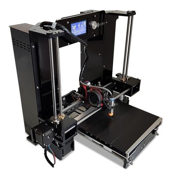 Impresora Exo 3d Fab12 Armada, Calibrada Y Lista Para Usar
