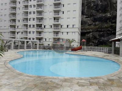 Apartamento Residencial Para Venda E Locação, Marapé, Santos. - Codigo: Ap2924 - Ap2924