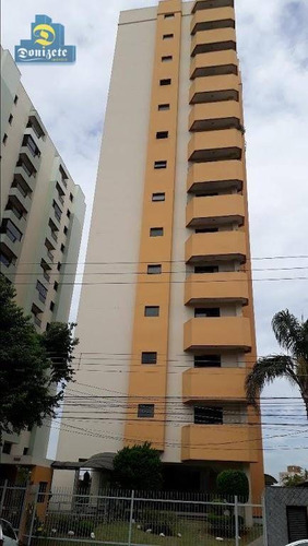 Apartamento Com 3 Dormitórios À Venda, 135 M² Por R$ 460.000,00 - Parque Das Nações - Santo André/sp - Ap7420