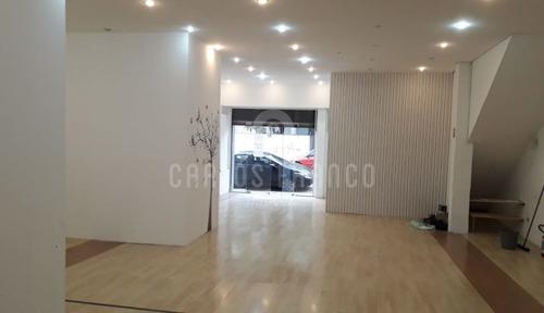 Imagem 1 de 13 de Loja De 120m², Com Vão Livre, 2 Banheiros E Subsolo Em Pinheiros - Cf67495