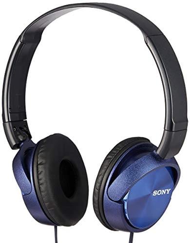 Sony Dynamic Closed-type Mdr-zx310-l Azul Auriculares Azul