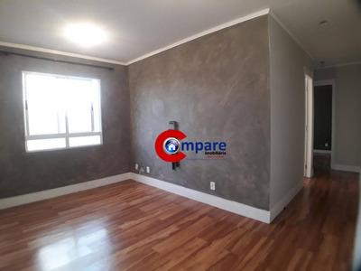 Apartamento Residencial Para Locação, Vila Augusta, Guarulhos - Ap5392. - Ap5392