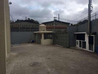 Galpão Comercial Para Venda E Locação, Jardim Ruyce, Diadema. - Ga1646