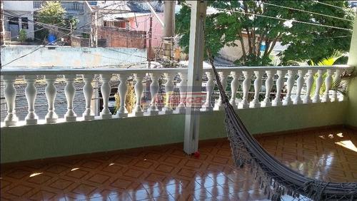 Sobrado Residencial À Venda, Jardim Rosa De Franca, Guarulhos. - Ai3709