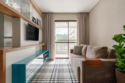Imagem 1 de 30 de Apartamento Finamente Decorado No Itacorubi Com 2 Dormitórios - Ap5692