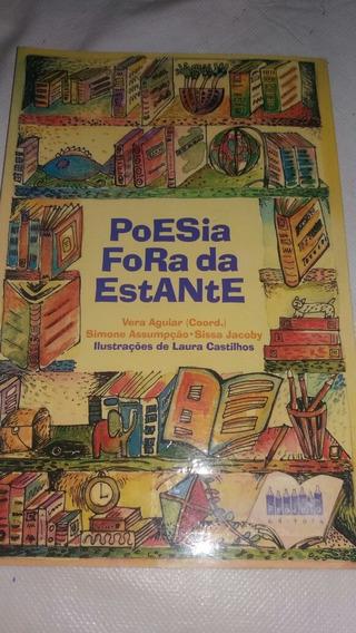 Livro Poesia Fora Da Estante B1
