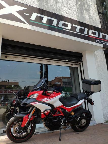 Xmotion Motos Ducati Multistrada 1200 Pikes Peak 2014