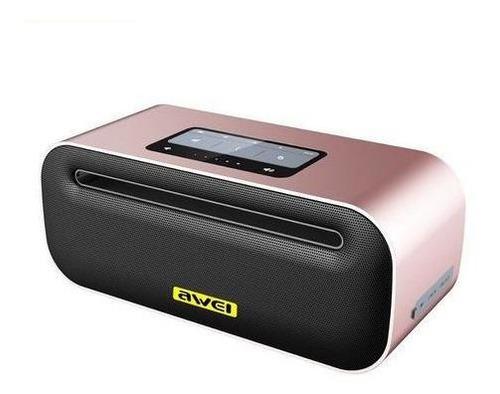 Bocina Altavoz Awei Y600 Inalámbrico Bluetooth Comp. Con Ta