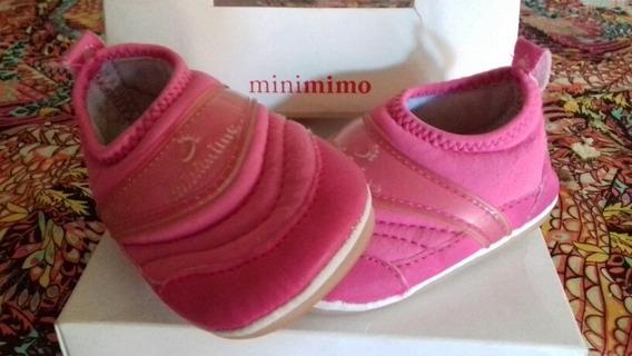 Zapatillas Mini Mimo De Nena! Primeros Pasos! Ergonómicas