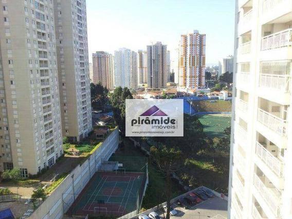 Apartamento Com 2 Dormitórios À Venda, 55 M² Por R$ 420.000 - Jardim Henriqueta - Taboão Da Serra/sp - Ap7061