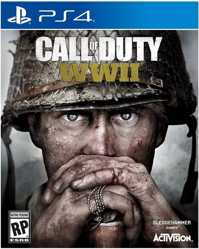 Call Of Duty World War 2 Juego Ps4 Original Codww2 Garantía