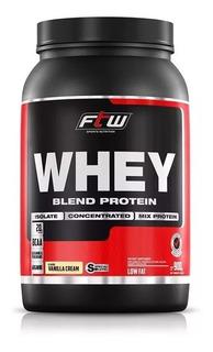 Whey Protein Blend Ftw 900gr + Brinde - Aumento Massa Magra