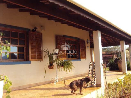 Chácara Com 3 Dorms, Portal São Marcelo, Bragança Paulista - R$ 492 Mil, Cod: Ch082 - Vch082