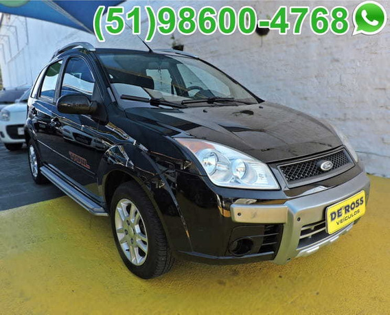 Ford Fiesta Hatch Trail(kinetic) 1.6 8v(flex) 4p 2010