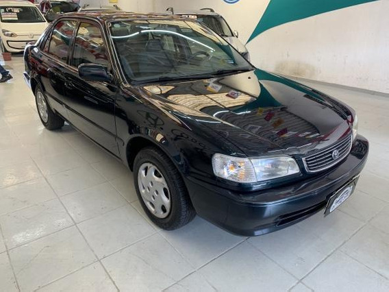 Corolla Xei 1.8 Gasolina Mecanico Impecavel Completo 1999 !
