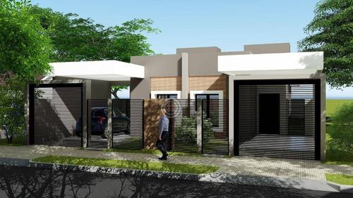 Imagem 1 de 1 de Casa Com 2 Dormitórios À Venda, 80 M² Por R$ 365.000 - Jardim Ipê - Ca0620