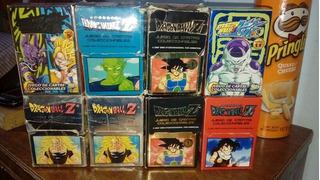 Cartas De Dragon Ball Z Cromeros En Buen Estado