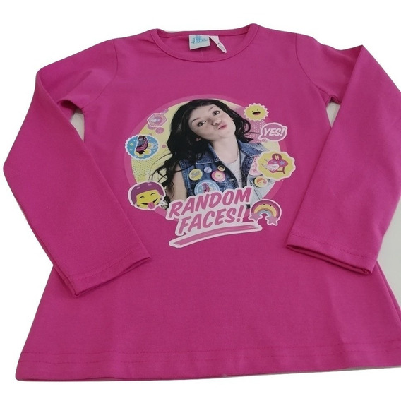 Remera Soy Luna Original Disney!