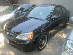 Honda Civic 1.8 Coupe Ex At 2003