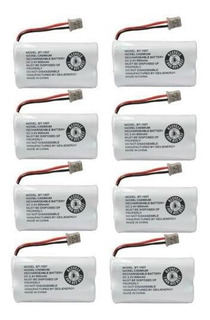 8 Batteries - Batería Teléfono Inalámbrico De Uniden Bt-4807