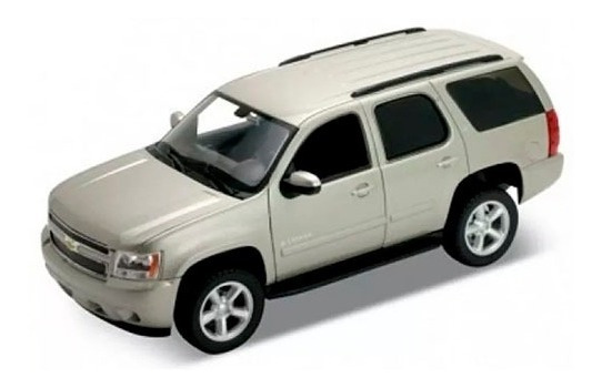 Chevrolet Tahoe 2008 Escala 1/36 Welly Ploppy 373330