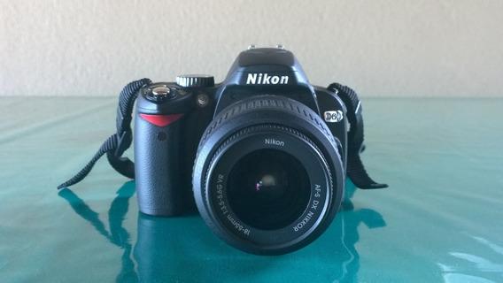 Nikon D60 - 3.000 Cliques